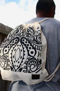 Drawstring Backpack - Seed Growth