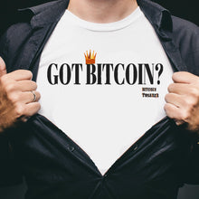 GOT BITCOIN? Softstyle® Adult T-Shirt