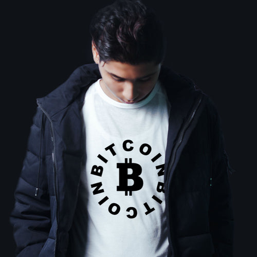 BITCOIN & Bruh do you even Bitcoin Organic Round Neck T-Shirt