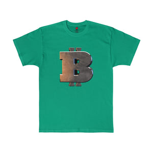 B COIN B COIN  *******Men's Tagless Tee