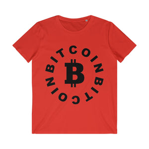 BITCOIN & Bruh do you even Bitcoin Organic Round Neck T-Shirt - bitcointweaker