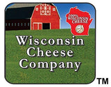 Wisconsin Big Deluxe Cheddar Cheese, Sausage & Cracker Gift