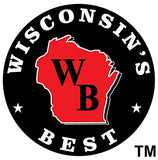 Deluxe Cheese and Crackers Gift Basket by Wisconsin's Best and Wisconsin Cheese Company