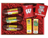 Go Bucky Fan Gift Basket