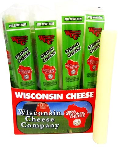 1oz. String Cheese Snack Sticks 192ct