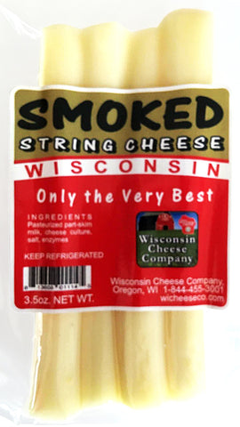 String Cheese - Smoked 3.75oz. Packs 48ct