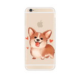 Super Cute Corgi iPhone Case