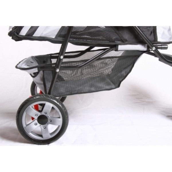 3 Wheeler Cruiser Pet Stroller | Dogs and the City