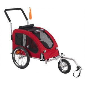 Pet Mobile Medium - Pet Stroller / Trailer | Dogs and the City