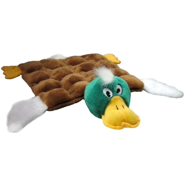 Mallard Squeaker Mat | Dogs and the City