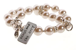 Classic Pearls | Dogs and the City
