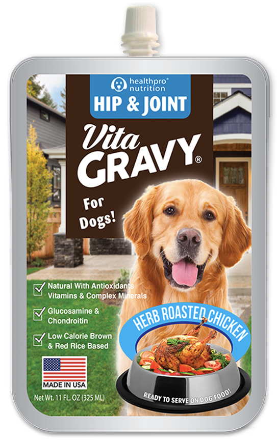 [Wholesale] BOGO! BUY A CASE, GET A CASE FREE!  Canine, Hip & Joint Vita-Gravy®