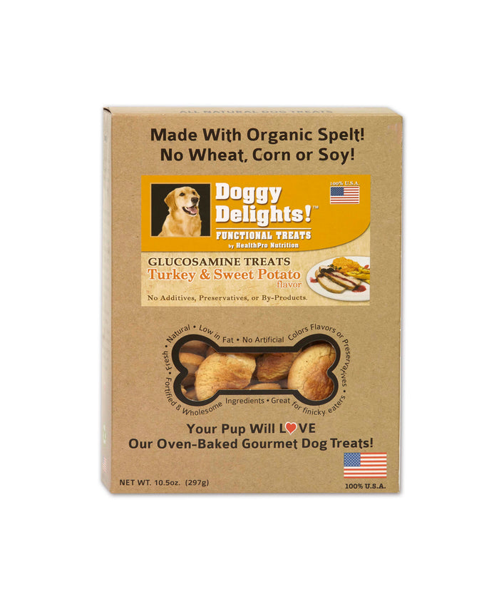 [Wholesale] BOGO! BUY A CASE, GET A CASE FREE! , Doggie Delights® Wheat-Free!