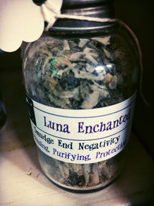 "Smudge ""End Negativity"" Incense Blend"