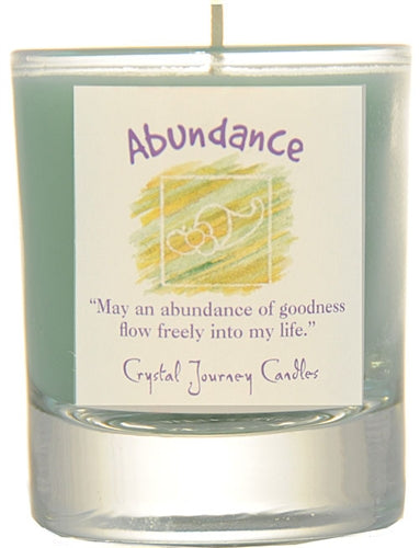 Crystal Journey Soy Herbal Candles