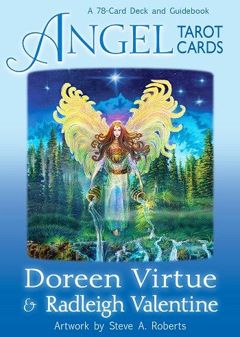 Angel Tarot Cards by Doreen Virtue & Radleigh Valentine