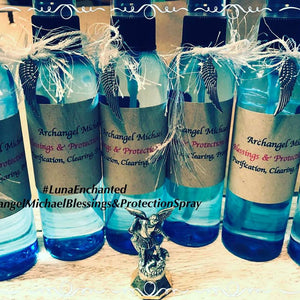 Archangel Michael Blessings & Protection Spray