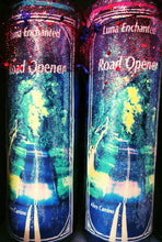 Load image into Gallery viewer, Road Opening Novena Spell Candle