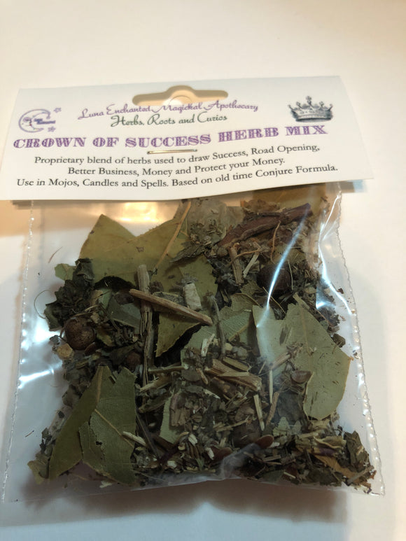 Crown of Success Herb Mix