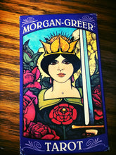 Load image into Gallery viewer, Morgan- Greer Tarot Cards