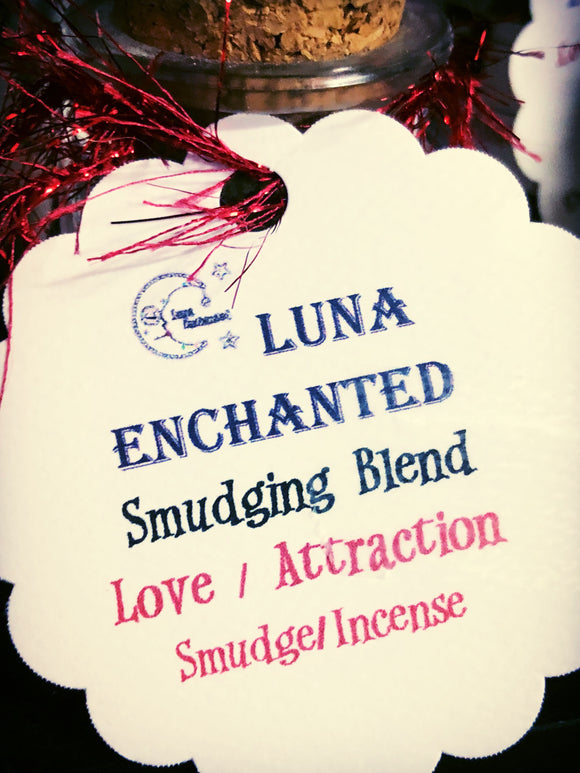 Love & Attraction Smudge Incense Blend