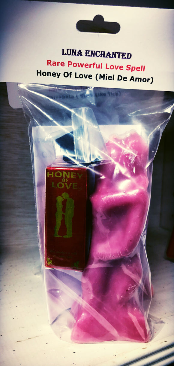 Honey of Love (Miel De Amor) Spell Kit
