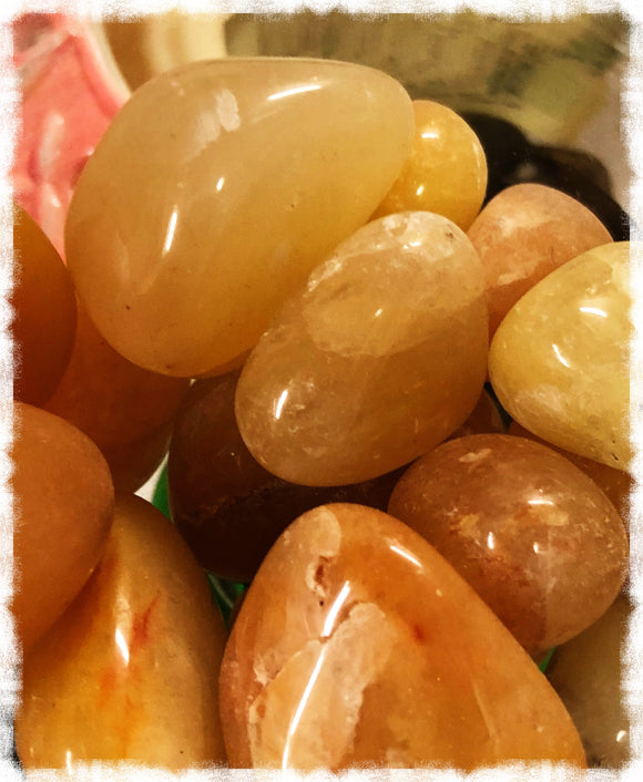 Golden Healer Quartz Crystal