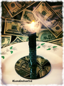 Double Action Money Spell Kit     Reverse  Prosperity/Money Curse or Bad Money Juju
