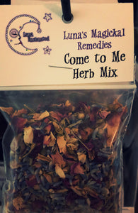 Come to Me Herb Mix