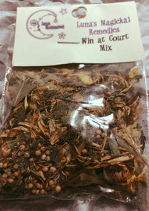 Win at Court Herb Mix
