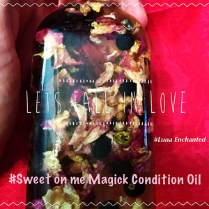 Sweet on Me Oil