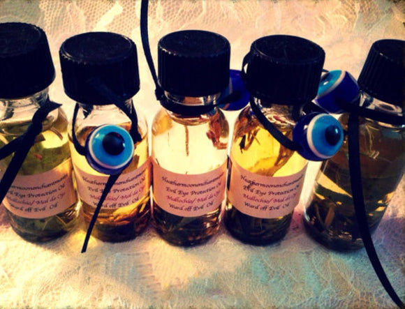 Evil Eye Protection Oil