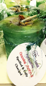 Cleansing & Purifying Votive Spell Candle