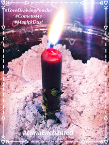 Love Drawing Magick Powder