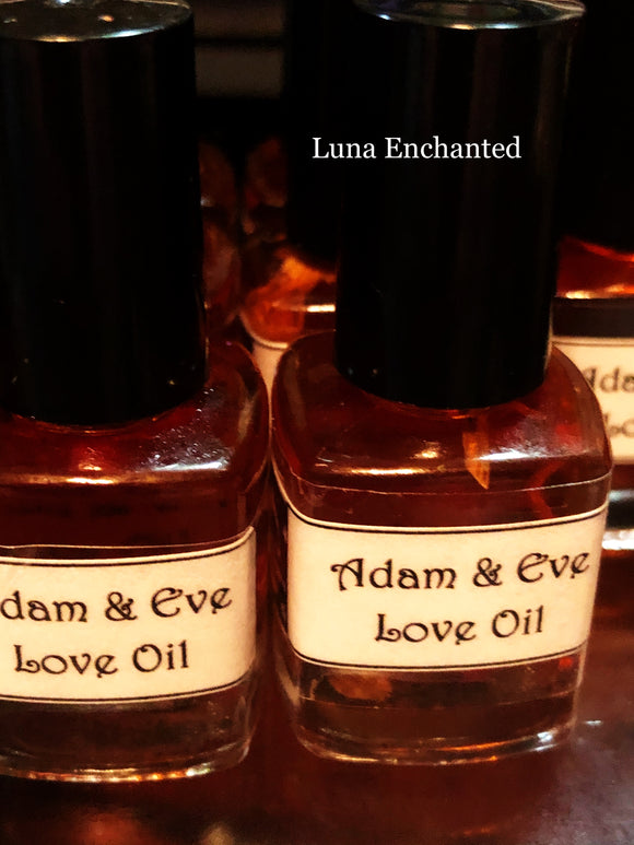 Adam & Eve Love Oil