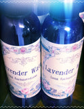 Lavender Water Spray