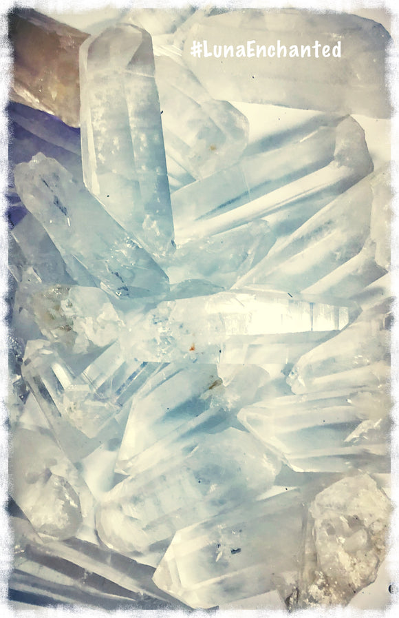 Lemurian Star Seed Crystals