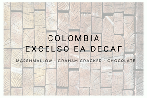 Colombia Excelso EA Decaf