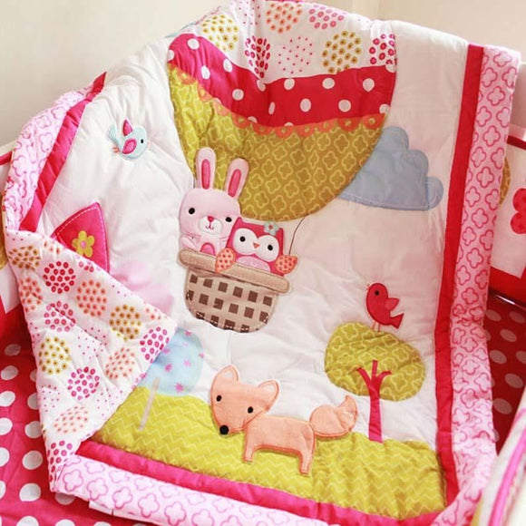 1 Piece High Quality 100% Cotton Baby Quilt