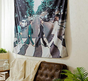 Abbey Road Album Poster Beatles Wall Tapestry