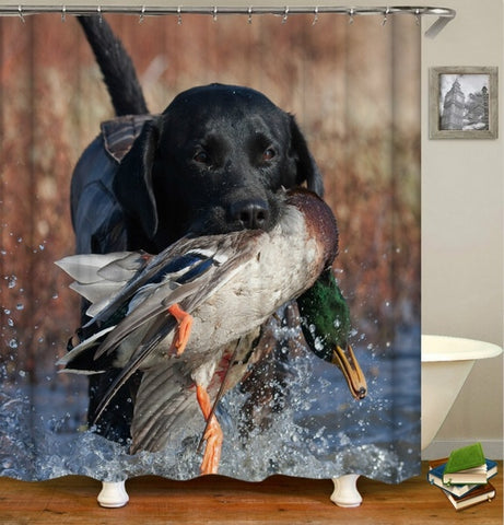 Tenda per doccia Black Dog Duck Hunting