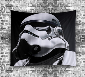 Star Wars Poster Storm Trooper Wall Hangings Tapestry