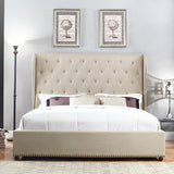 Paris Bedframe Queen Size