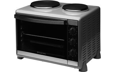 Russell Hobbs Compact Convection Oven With Hotplates RHTOV2HP