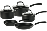 Tefal Excellence Hard Anodised 5pc Cookware Set E857S544