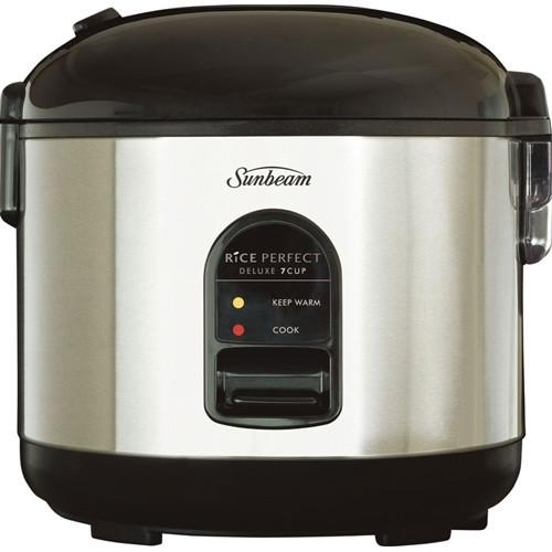 Sunbeam 7 Cup Perfect Deluxe Rice Cooker RC5600