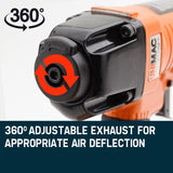 50mm Stapler & Brad Nailer- CB100