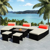 10-piece-garden-lounge-set-with-cushions-poly-rattan-black-vxl-42856-bitpay-zip-coinbase