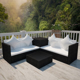 4-piece-garden-lounge-set-with-cushions-poly-rattan-black-vxl-42893-bitpay-zip-coinbase
