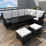 4-piece-garden-lounge-set-with-cushions-poly-rattan-black-vxl-43096-bitpay-zip-coinbase